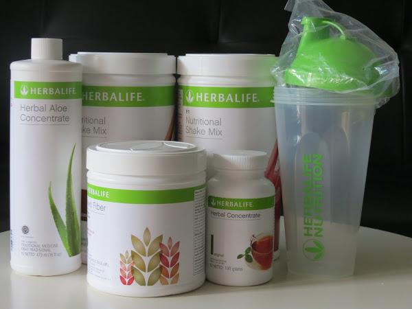 Paket Herbalife 21 Hari